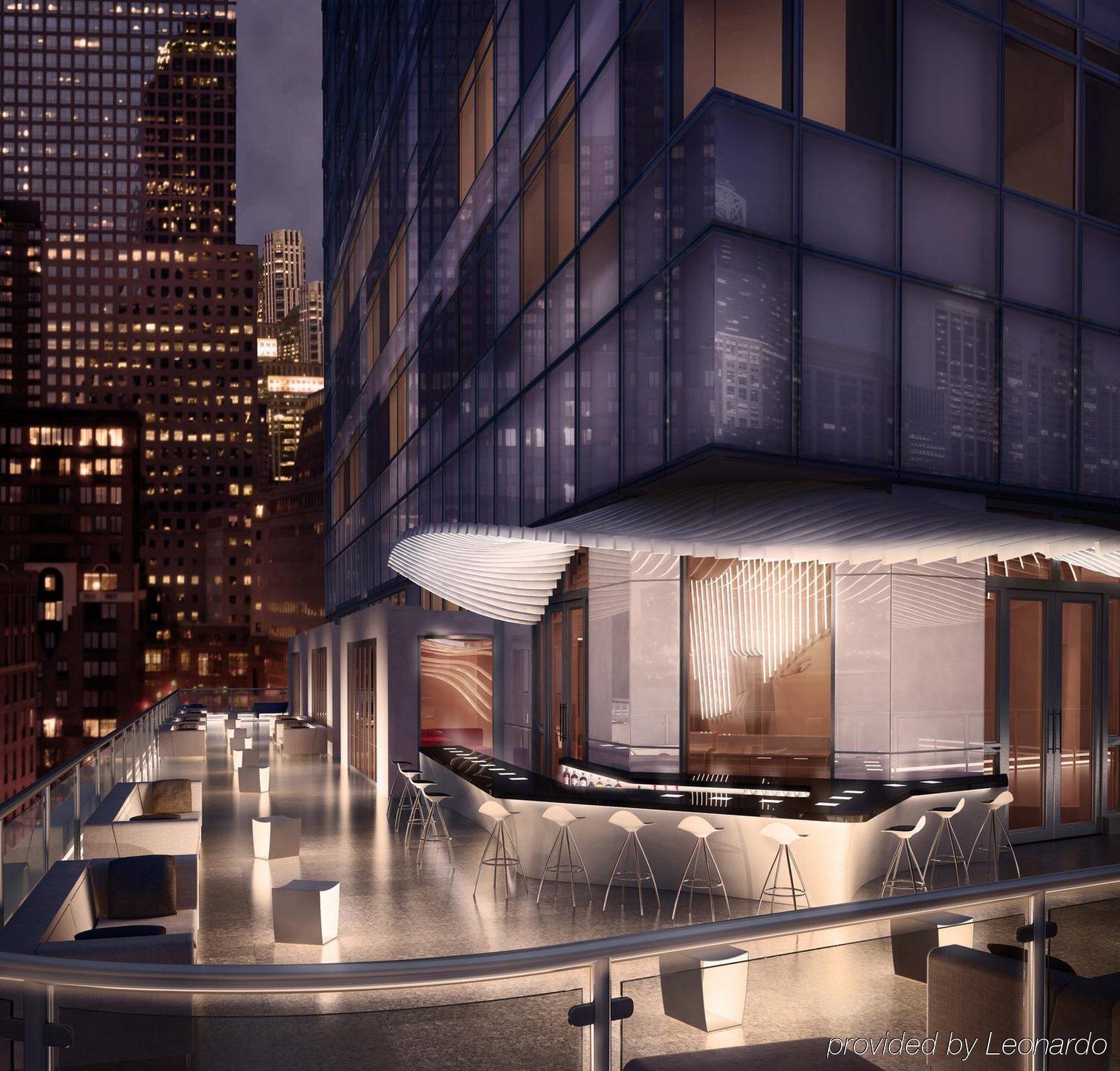 Hotel w new york downtown new york city for New walk terrace york